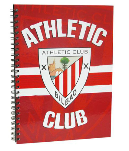 ATHLETIC BILBAO CARPETA ESPIRAL