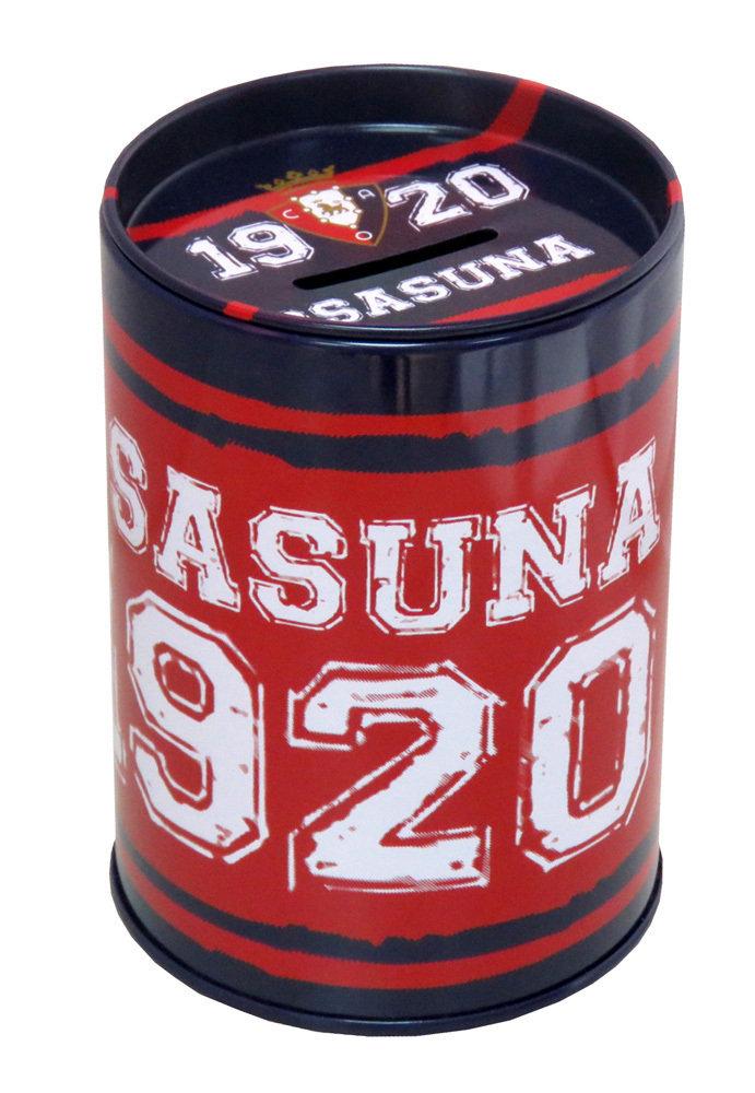 OSASUNA HUCHA CUBILETE METAL - Mayal Bolsos y Complementos dbbb51308f2