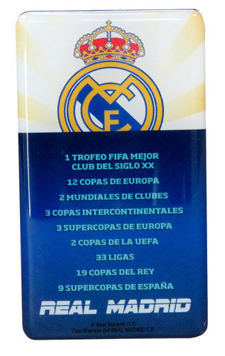 REAL MADRID IMAN PALMARES