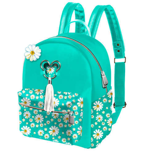 "MICKEY MOCHILA FASHION ""AQUA"""