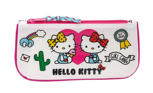 "HELLO KITTY PORTATODO PLANO ""GIRL GANG"""