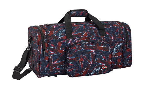 BLACKFIT8 FLAGS BOLSA DEPORTE