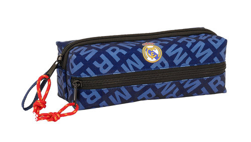 REAL MADRID NAVY BLUE PORTATODO 3 CREMALLERAS