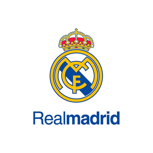 "REAL MADRID POSTAL A4 ""ESCUDO"""