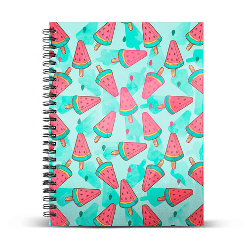 "OH MY POP CUADERNO DIN A5 ""FRECH"""