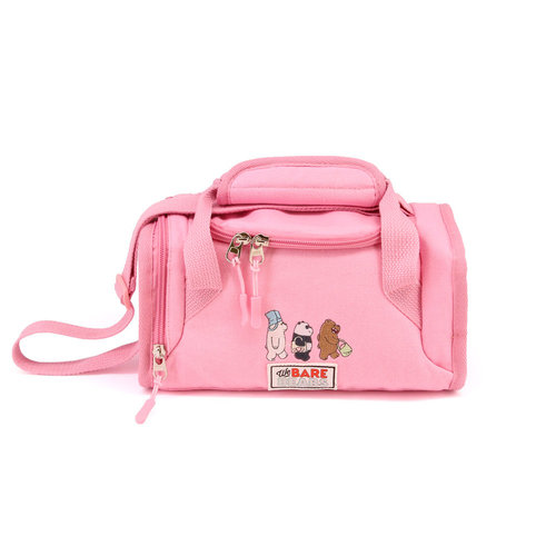 "WE BARE BEARS BOLSO MERENDERO MAILBOX ""ROSA"" (2 UNID)"