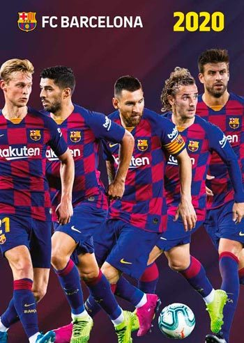 FC Barcelona Producto Oficial