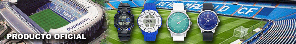 Producto Oficial Relojes Real Madrid