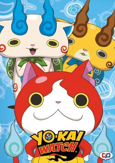 CYP - YO-KAI WATCH
