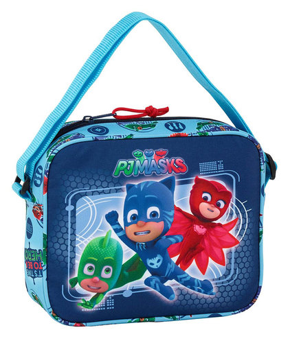 "PJMASKS BANDOLERA GUARDERIA ""HERO"""