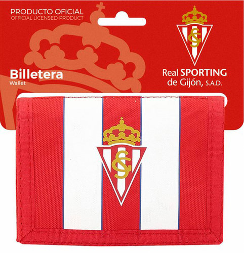 SPORTING DE GIJON BILLETERA