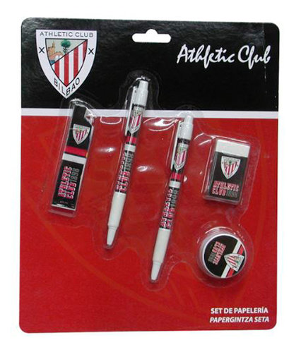 ATHLETIC BILBAO BLISTER PAPELERIA
