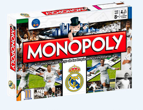 REAL MADRID MONOPOLY