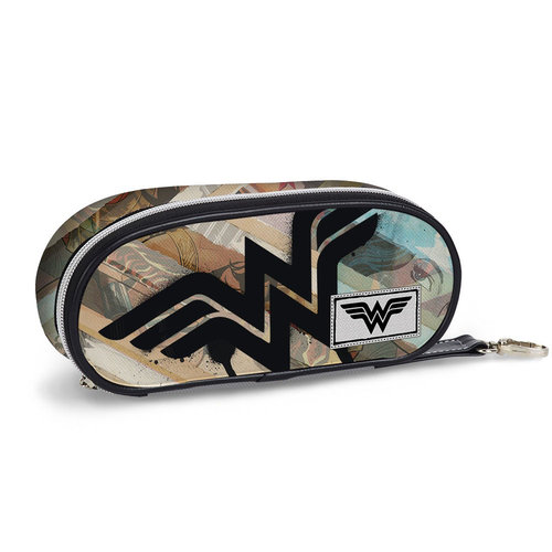 "WONDER WOMAN PORTATODO PENCIL ""COLLAGE"""