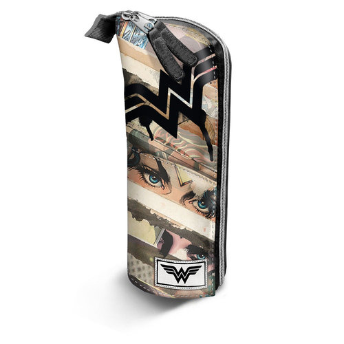 "WONDER WOMAN PORTATODO VERTICAL ""COLLAGE"""