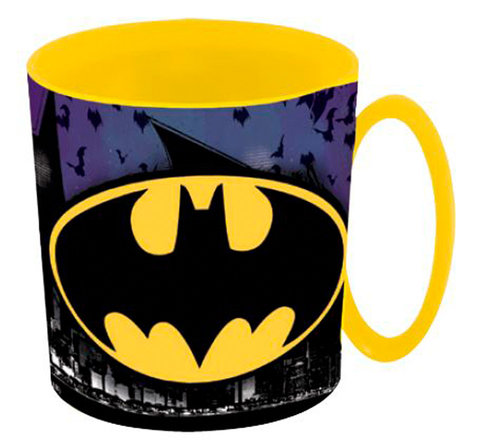 "BATMAN TAZA MICRO 350ML ""SYMBOL"""