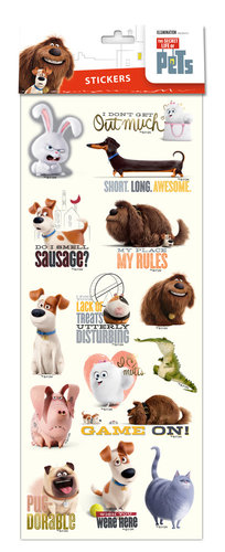 PETS STICKERS RELIEVE
