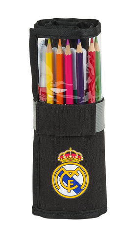 "REAL MADRID PLUMIER ENROLLABLE 27 PIEZAS ""1902"""