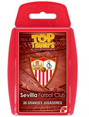 SEVILLA TOP TRUMPS
