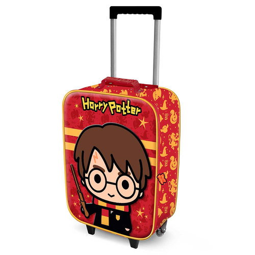 "HARRY POTTER MALETA TROLLEY SOFT 3D ""WAND"""