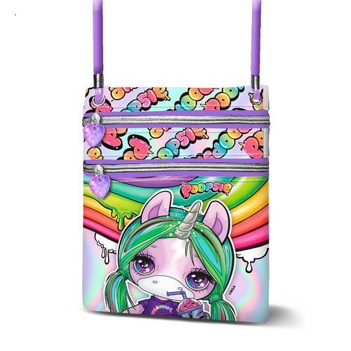 POOPSIE BOLSO ACTION MINI VERTICAL RAINBOW