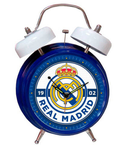 REAL MADRID DESPERTADOR MUSICAL HIMNO
