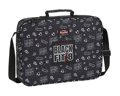 BLACKFIT8 CARTERA EXTRAESCOLAR RECICLABLE SPORT GALAXY