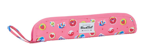 BLACKFIT8 PORTAFLAUTAS RECICLABLE CUTE