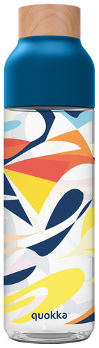 QUOKKA BOTELLA TRITAN ICE ABSTRACT 840ML
