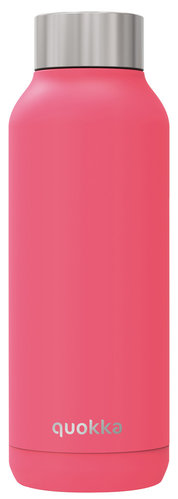 "QUOKKA BOTELLA SOLID BRIGHT ""PINK"" 510ML"