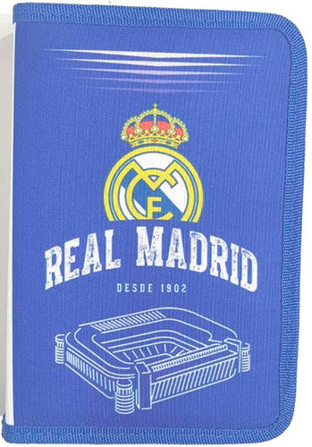 REAL MADRID PLUMIER 1 PISO C/16 PZS